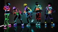 Neon Dancers