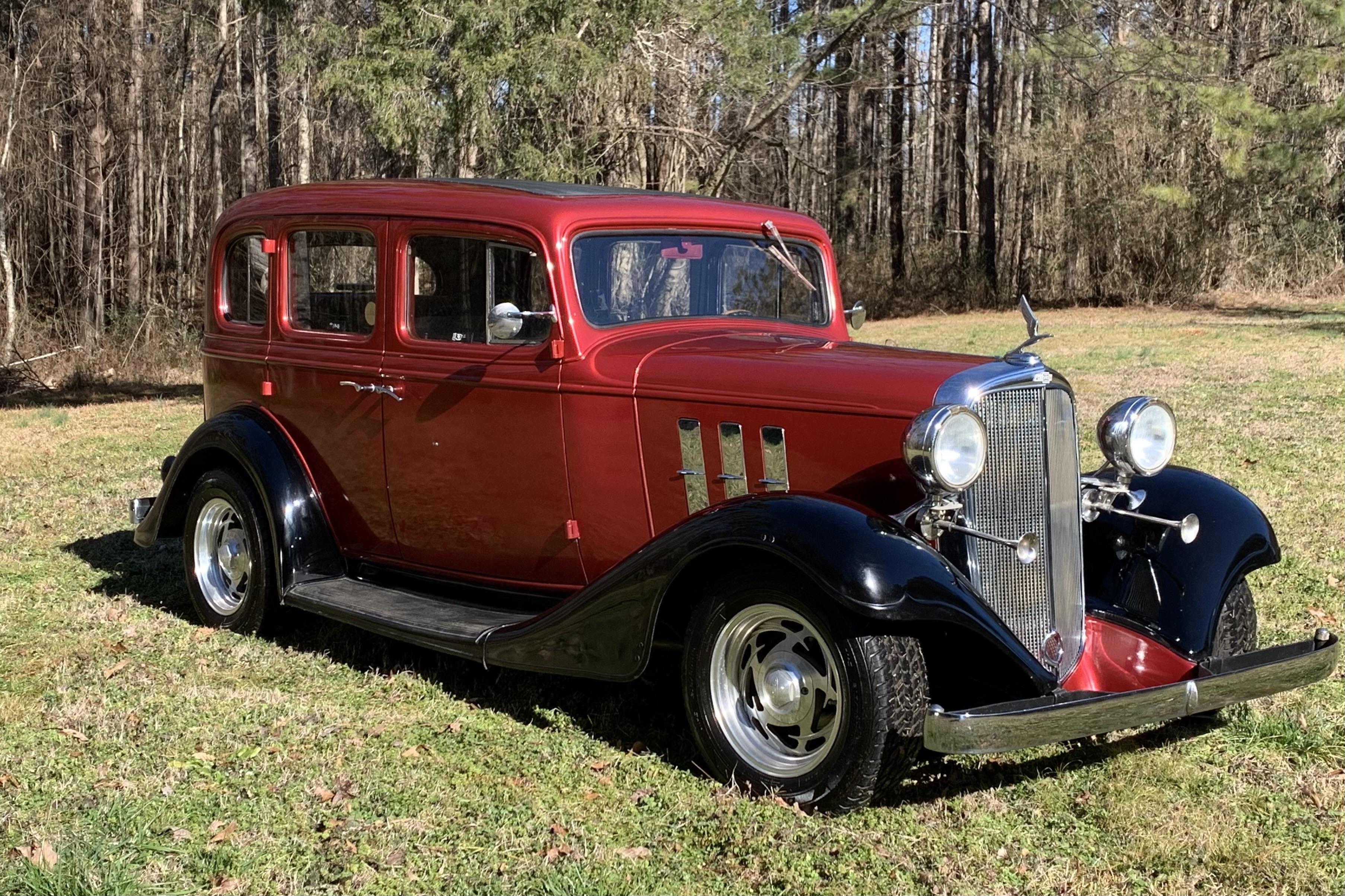 1933 Chevrolet Eagle 1