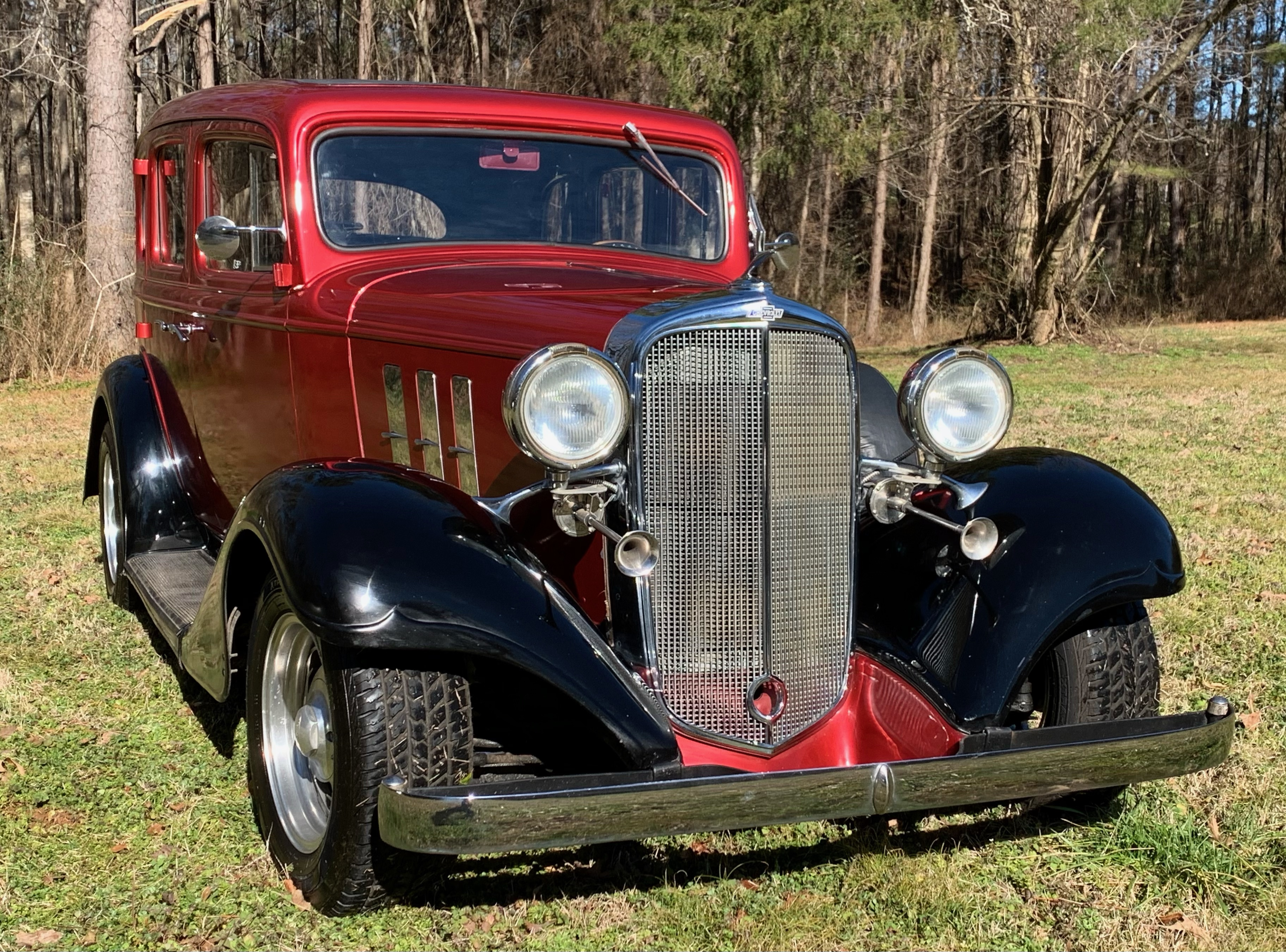 1933 Chevrolet Eagle 2