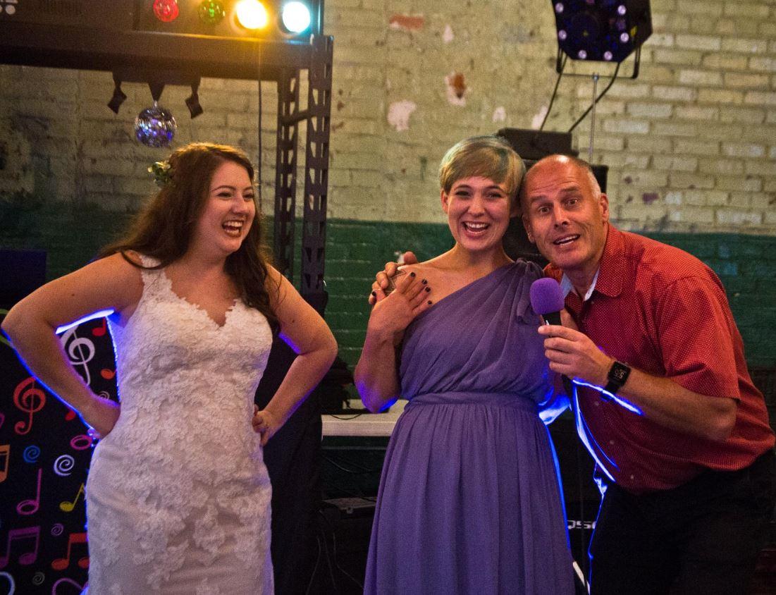 Nicki & Ashley's Wedding