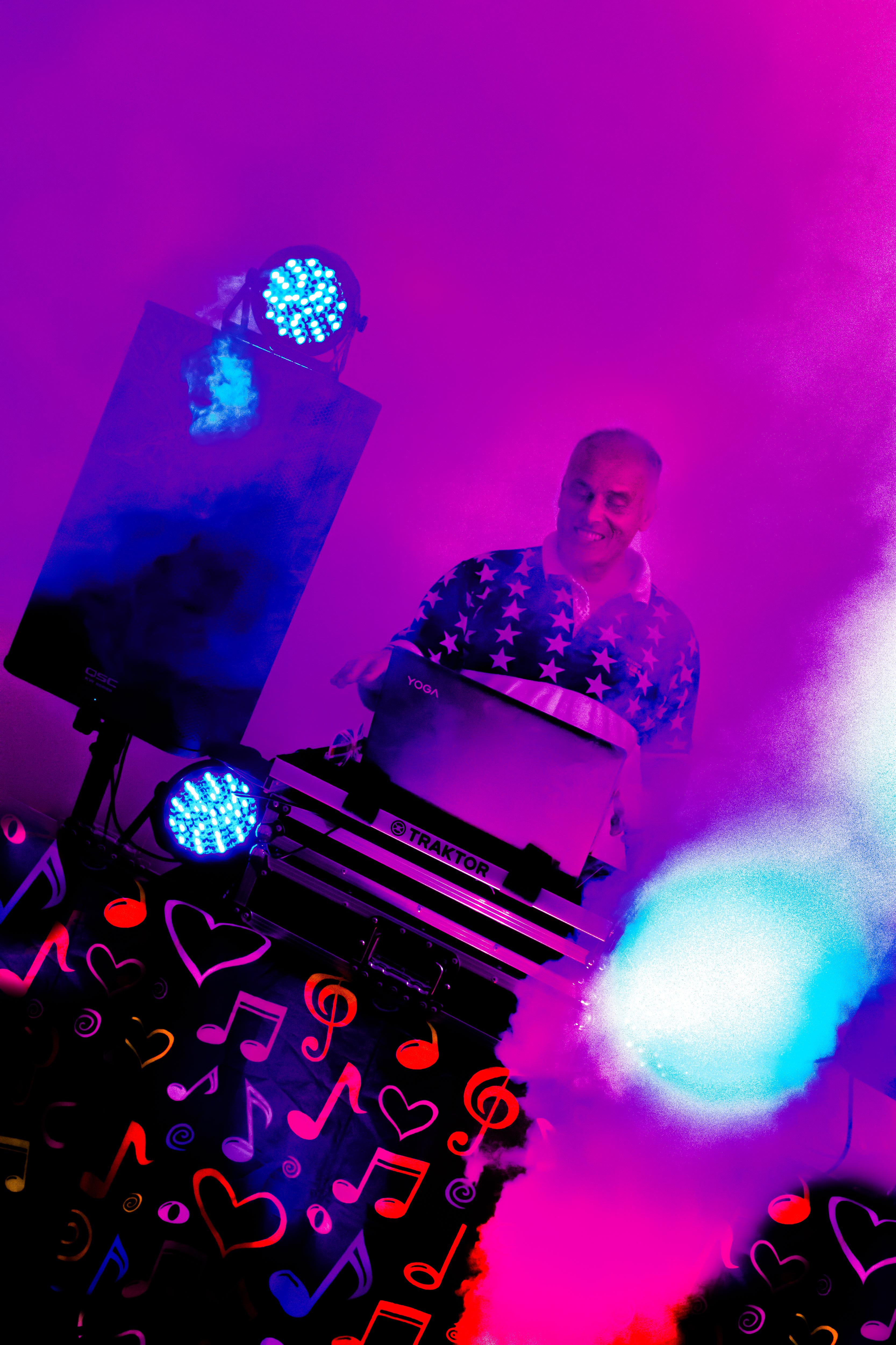 Z DJ Purple